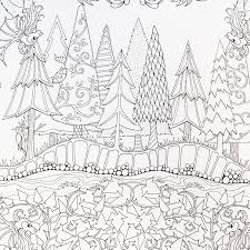 Find The Hidden Objects In Johanna Basfords Stunning Adult Colouring Book Enchanted Forest