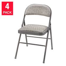 Meco Upholstered Folding Chair, 4-pack Fabric Padded Seatmolded Fan Back Folding Chair By Cosco 4400 Portable Chairs For Any Venue Clarin Seating The 7 Best Chairs Of 2019 White Resin Lel1whitegg Bizchaircom Wood Xf2901whwoodgg Foldingchairs4lesscom National Public 3200 Series Xl 2inch Vinyl 2 Taller Quad Black Lel1blackgg Deluxe Seat Flash Fniture Plastic With 21 Beach