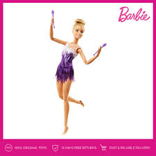 Barbie Dancer Doll Curvy