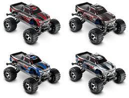 100 Traxxas Trucks For Sale Stampede 4X4 VXL Colors RC Stampede Pinterest