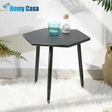 100 Living Room Table Modern HOMY CASA Alien Shaped End Table Bedside Table Tea Table Modern