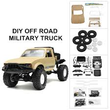 WPL C14 DIY Car Kit 1/16 2.4G 4WD RC Climb Semi Off Road Car With ... Cheap Rc Semi Trailer Find Deals On Line At Alibacom Rc Heavy Wrecker Tow Truck Restoration Youtube Knight Hauler Electric Semi Truck Kit By Tamiya 114 Scale 116 Pickup Crawler 24g Car Kit Drone Accsories 56348 Mercedesbenz Actros 3363 6x4 Gigaspace Scale Pin Tim Model Trucks Pinterest Trucks Truck Kits Wpl C14 2ch 4wd Mini Offroad Semitruck With Metal Axial Wraith Rock Racer Offroad 4x4 Electric Ready To Run Custom Rc Archives Kiwimill Maker Blog Offroad Temukan Harga Dan Penawaran Diecast Online Terbaik 1 4 Scale Monster