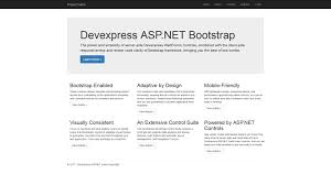 DevExpress ASP.NET Bootstrap Preview - Available Now (v16.2.4 ... Telerik Aspnet Ajax Controls Visual Studio Marketplace Create An Core Web App In Azure Microsoft Docs Awesome Asp Net Home Page Design Ideas Interior Portfolio Our Varianceinfotechcom How To Aspnet Ecommerce Website View Aspnet Creating Applications Using Cobol And Gallery Emejing Pictures Amazing House Applications Progress Ui For Mvc Application With A Custom Layout C Tutorial 3 To Login Website Websites Best Aspnet