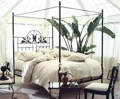 Twin Metal Canopy Bed Pewter With Curtains by Canopy Metal Bed U2013 Prudente Info