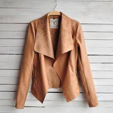 popular leather short jacket buy cheap leather short jacket lots