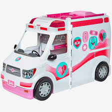 Barbie Care Clinic Vehicle Christmas Toys Wishlist Barbie