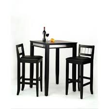 Homestyles Manhattan Black Pub Table And Two Stools In 2019 ... Fniture Extraordinary Pub Style Ding Room Sets Bar Stool Wooden Plans Height Table Small Set Rooms Amusing Sizes Diy Handcrafted In North America Kitchen And Ding Room Canadel Buy Fniturer Chairs Of 3 Round The Kavara Counterheight Wdouble Barstool Details About Piece Stools Counter Bistro Inspiring Ideas For Pull Out And White Porter Brown Ashley Off Rustic Cheap 2 Find Deals On