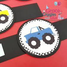 12 Monster Truck Themed Napkin Rings | Grace Giggles And Glue Monster Truck Cupcakes Jess Bakes Monster Jam Truck Party Complete Racing Editable Truck Printables Invitation Birthday Cakes Decoration Ideas Little Blaze And The Machines Edible Cake Topper Image Printable Custom Flag Cupcake Toppers 700 Via Images M To S The Monkey Tree 24 Jam Rings Cake Birthday Party Favors Pinjennifer Matcham On Pinterest Trucks In 12 Personalized Cupcake Toppers Grace Giggles Glue