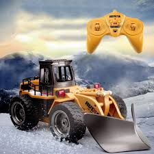 100 Rc Truck Snow Plow 6 Channel 118 RC Remote Control 24G Alloy