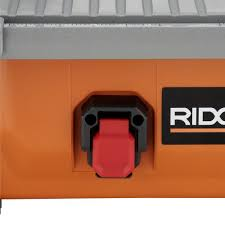 Husky Wet Tile Saw Blade by Ridgid 7 In Tile Saw With Stand R4020sn The Home Depot