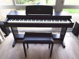 Ikea Stall Shoe Cabinet Gumtree by Yamaha Clavinova Clp810s Digital Piano Good Condition Need To