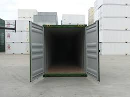100 10 Wide Shipping Container 45 HC PW CONTAINER Globus