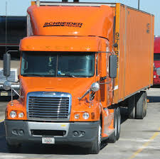 Trucking: Schneider Trucking