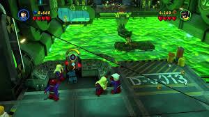 That Sinking Feeling Lego Marvel Minikit by Lego Marvel Super Heroes Chapter 11 Taking Liberties Walktrough