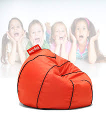 Basketball Bean Bag Chair Kids Comfy Dorm Teens Room ... The Radical History Of The Beanbag Chair Architectural Digest Giant Bean Bag 7 Foot Xxl Fuf In And 50 Similar Items How To Make College Fniture Work An Adult Apartment Best 2019 Your Digs Large Details About Black Dorm New Faux Suede 8foot Lounge Decorate Pink Loccie Better Homes Gardens Ideas Amazoncom Ahh Products Cuddle Minky White Washable