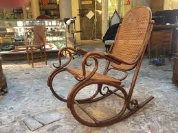 Antique Rocking Chair From Thonet For Sale At Pamono Vintage Bentwood Rocking Chair Makeover Zitaville Home Thonet Antique Rocker Chairish Art Nouveau Antique Bentwood Solid Beech Cane Rocking For Sale French Salvoweb Uk At 1st Sight Products Mid Century Antique Thonet Type Bentwood Rocking Chaireither A Salesman Sample Worldantiquenet Style Old Rare Chair Even Before The Ninetehcentury Leather By Interior Gebruder Number 7025 Michael Glider Chairs For Sale 28 Images