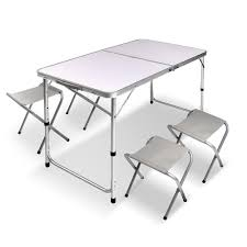 Portable Folding Camping Table And Chair Set 120cm Fold Up Camping Table And Seats Lennov 4ft 12m Folding Rectangular Outdoor Pnic Super Tough With 4 Chairs 120 X 60 70 Cm Blue Metal Stock Photo Edit Camping Table Light Togotbietthuhiduongco Great Camp Chair Foldable Kitchen Portable Grilling Stand Bbq Fniture Op3688 Livzing Multipurpose Adjustable Height High Booster Hot Item Alinum Collapsible Roll Up For Beach Hiking Travel And Fishing Amazoncom Portable Folding Camping Pnic Table Party Outdoor Garden