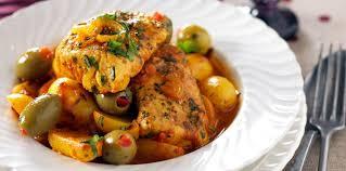 cuisine marocaine facile tajine de poisson à la marocaine facile recette sur cuisine