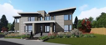100 House Design By Architect Custom Home Calgary Residential Er Infills