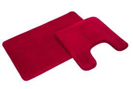 Red Bath Rug Set by Choosing Red Bathroom Rugs Romantic Bedroom Ideas