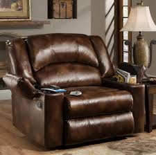Furniture: Recliner With Cup Holder For Extra Comfort ... Barcalounger Phoenix Ii Recliner Chair Leather Abbyson Living Broadway Premium Topgrain Recling Ding Room Light Brown Swivel With Circle Incredible About Remodel Outdoor Comfy Regency Faux Leather Recliner Chair In Black Or Bronze Home Decor Cool Reclinable Combine Plush Armchair Eternity Ez Bedrooms Sofa Red Homelegance Mcgraw Rocker Bonded 98871 New Brown Leather Recliner Armchair Dungannon County Tyrone Amazoncom Lucas Modern Sleek Club Recliners Chairs