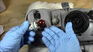 hyundai accent turn signal bulb l removal replacement and