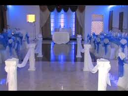 Beautiful Indoor Wedding Ceremony And Reception By Fusion Banquet Hall