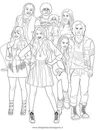 Victorious Coloring Page