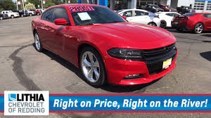 Used 2015 Red Dodge Charger RT For Sale In Redding | 2C3CDXCT8FH777065 Toyota Tacoma Lease Prices Incentives Redding Ca Hours San Leandro Western Truck Center Chevy Colorado Specials Reddingca Crown Nissan Vehicles For Sale In 96002 2018 Ram 3500 50016224 Cmialucktradercom What The Food Trucks Restaurant Reviews Lithia Chevrolet Your Shasta County Car Dealer Silverado 1500 Dealership Information New Frontier For Sale I5 California Williams To Pt 7