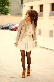 Dress Fashion And Outfit Image