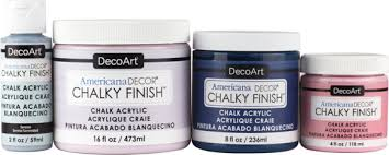 Americana Decor Chalky Finish Paint Colors by Decoart Americana Decor Chalky Finish