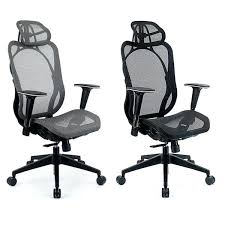 Ergonomic Office Chair With Lumbar Support by New High Back Executive Leather Ergonomic Office Chair Best High