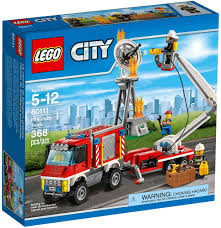 LEGO City Fire Utility Truck-16 In Pakistan...............