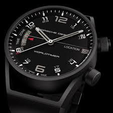 Porsche Design Worldtimer P 6750 Honored by