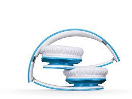 Beats by Dr Dre Solo HD Headset Light Blue Original Box