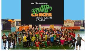 West Chester Halloween Parade by West Chester University Stomps Cancer With Halloween Costume 5k