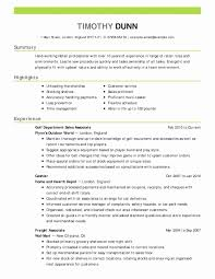 Accountant Resume Examples Fresh Objective Business Owner Of