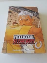 Fullmetal Alchemist 3 In 1 Edition Vol 2 Includes Vols
