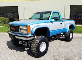 1993 GMC Sierra 1500 4X4 | Custom Trucks For Sale | Pinterest | GMC ...