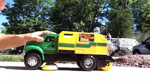 Cuzzie's Tonka Street Sweeper - YouTube 1992 Intertional 4600 Street Sweeper Truck Item I4371 A Cleaning Mtains Roads In Dtown Seattle Howo H3 Street Sweeper Powertrac Building A Better Future Friction Powered Truck Fun Little Toys China Dofeng 42 Roadstreet Truckroad Machine Global Environmental Purpose Built Mechanical Sweepers Passes Front Of The Grand Palace Bangkok 1993 Ford Cf7000 At9246 Sold Know Two Different Types For Sale Or Rent Welcome To City Columbia
