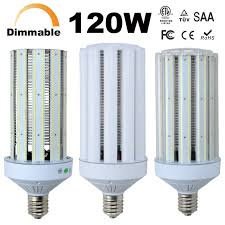 120 watt dimmable led corn bulbs mogul base 15000 lumen