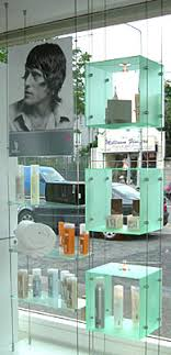 Suspended Acrylic Cubes Are A Fabulous Way To Showcase Products In Your Window