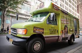 Rachael Ray Promotes Nutrish Dog Food With A Truck - The New York Times