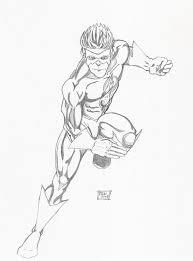 Kid Flash By Glwills1126