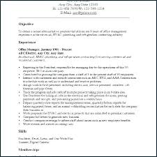 Sample Of Resumes For Jobs Combined With A Resume Job