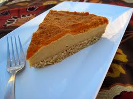 Pumpkin Cheesecake Layer Pie Recipe by Thanksgiving Pumpkin Cheesecake