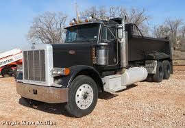 100 Peterbilt Tri Axle Dump Trucks For Sale 1990 379 Dump Truck Item DC0920 SOLD May 31 C