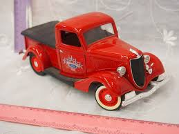 100 1996 Ford Truck 1940 Die Cast Mental Collector Replica A V8