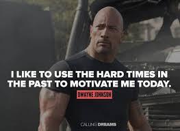 30 Dwayne Johnson Motivational Quotes