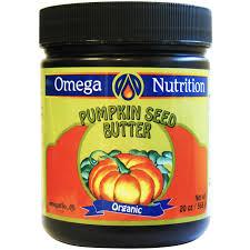 Pumpkin Seeds Testosterone by Jarrow Formulas Omega Nutrition Organic Pumpkin Seed Butter 20